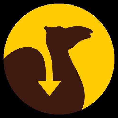 Scraping Camel app logo