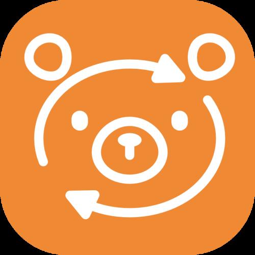 App logo Pairing Bear