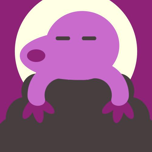 Merging Mole app logo
